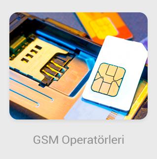 GSM Operatörleri