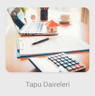 Tapu Daireleri